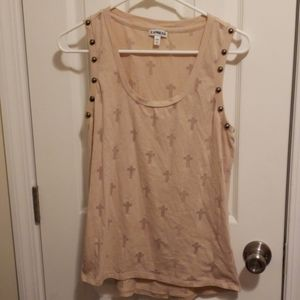Express tank top size small